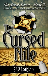 The Cursed Nile - The Quest Series - Book 2