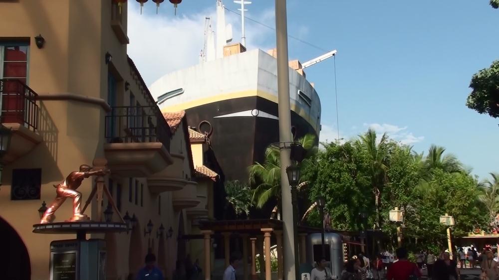 Madagascar - The awesome ship