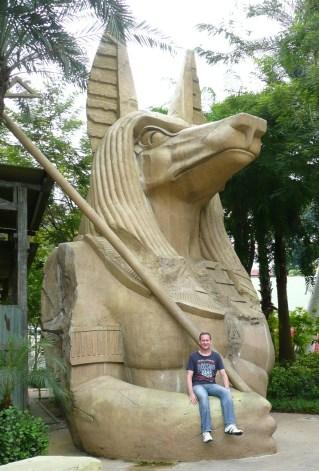 Ancient Egypt - Anubis & Me