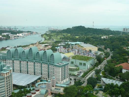 Resorts World Sentosa - Hotels & Universal Studios