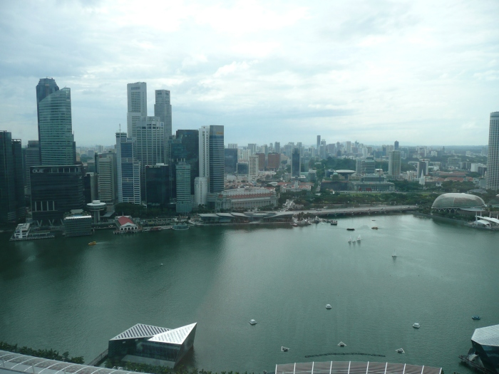 Marina Bay Sands - Our View