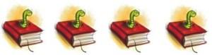 4 bookworms