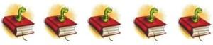 5 bookworms