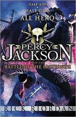 What is the first percy jackson book