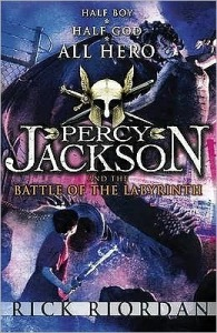 The Battle of the Labyrinth (Percy Jackson & the Olympians #4)
