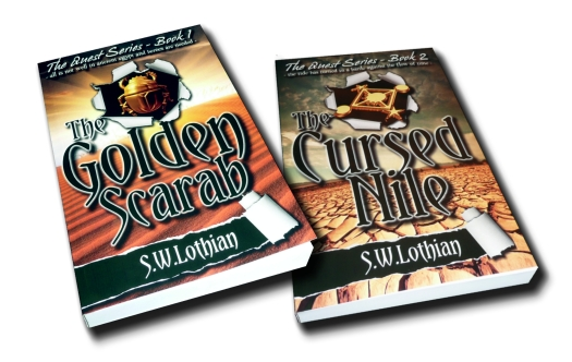 The Quest Series Paperbacks