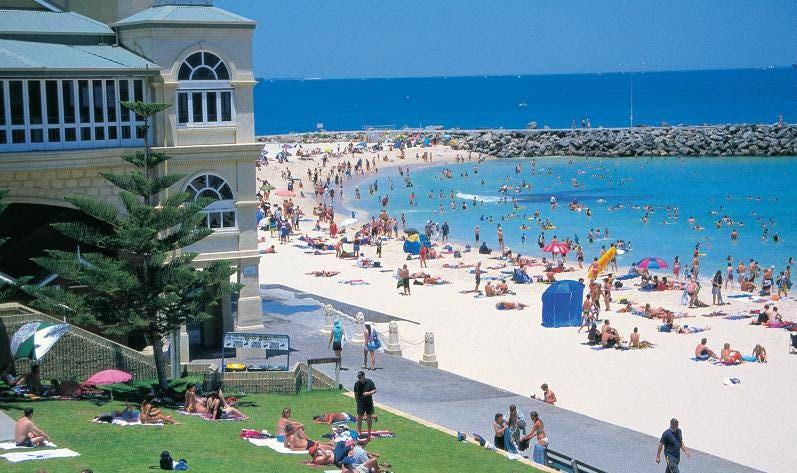 Cottesloe Beach - Western Australia