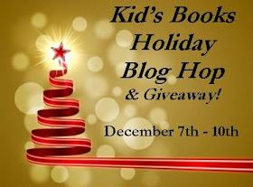 Kids Books Holiday Blog Hop Button