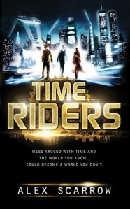 TimeRiders (Book #1)