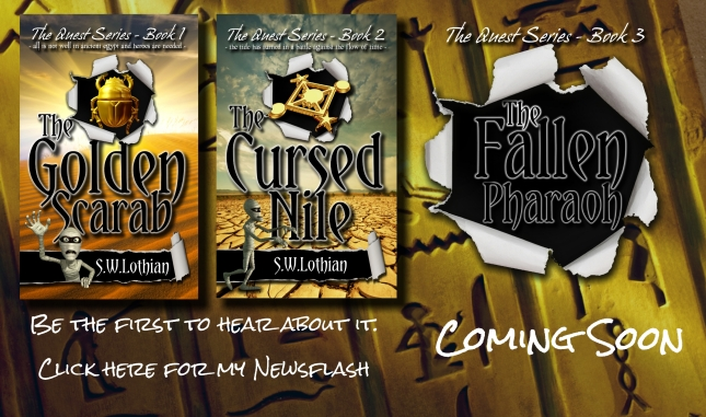 The Fallen Pharaoh - Coming Soon