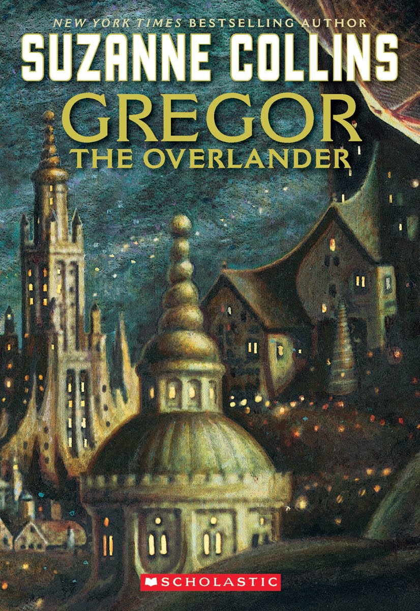 Gregor the Underland Chronicles (5 Volume Set), Collins, Suzanne, Good Condition