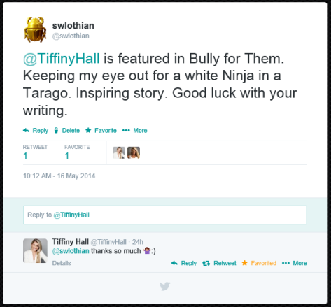 Tiffiny Hall 1