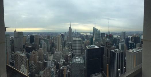 Rockefeller Centre View