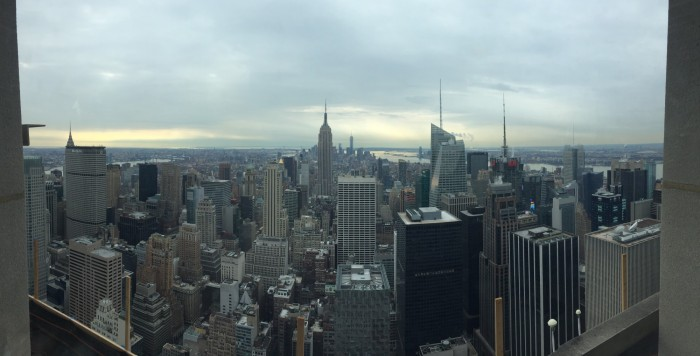 Rockefeller Centre View