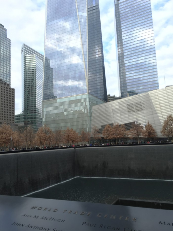 9/11 Memorial and Freedom Tower