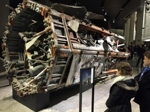 9/11 Memorial Museum - Communicatons Tower