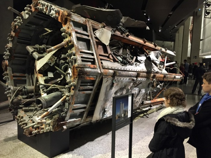 9/11 Memorial Museum - Communicatons Tower