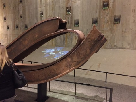 9/11 Museum - Twisted Metal