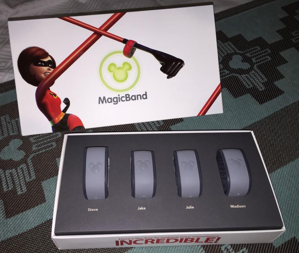 Disney MagicBand
