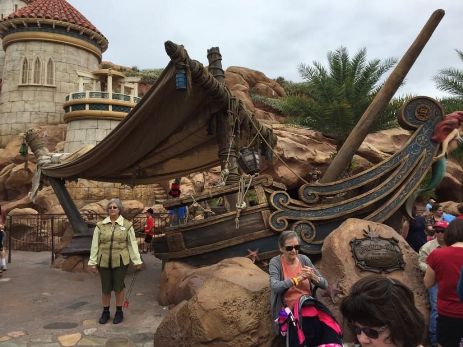 Fantasyland - Journey of the Little Mermaid
