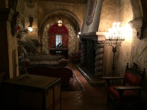 Hollywood Tower of Terror - Lobby