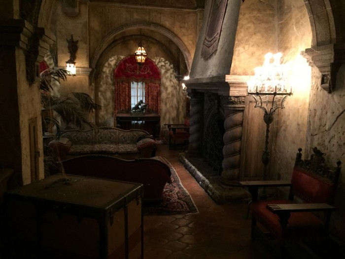 Hollywood Tower of Terror - Lobby