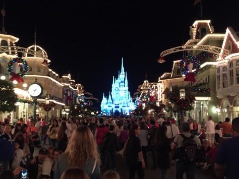 Magic Kingdom Main Street
