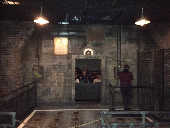 Hollywood Tower of Terror - Doorway