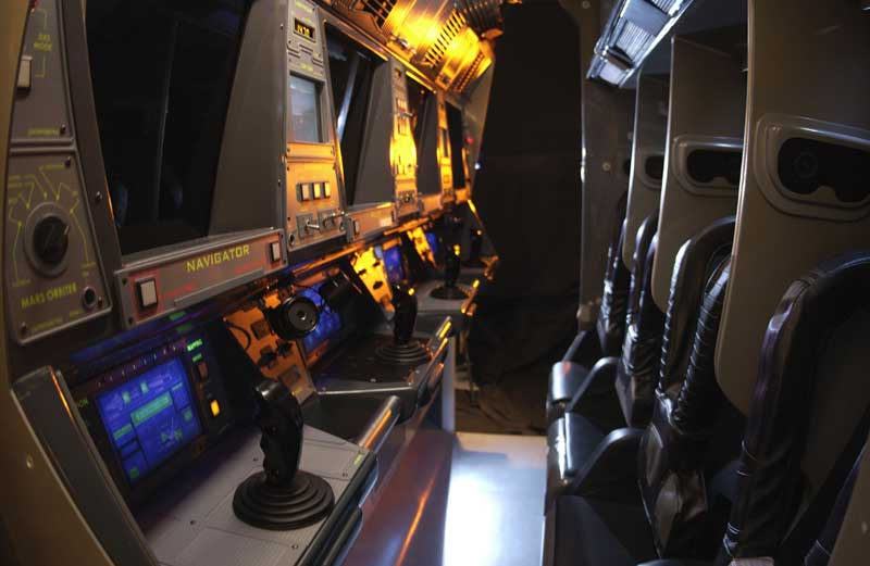 MIssion Space 1