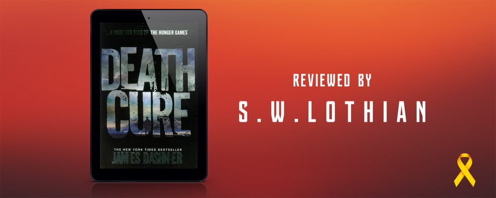 JD The Death Cure Banner