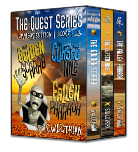 The Quest Series Omnibox 1-3