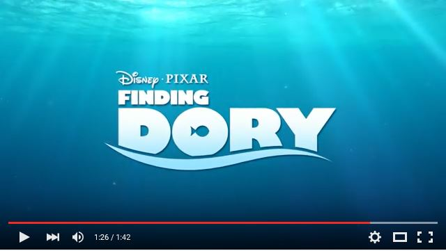 New Kids Movie Trailer | Finding Dory | 2016