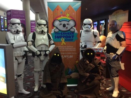KCSG Star Wars
