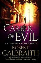 Robert Galbraith - Career of Evil