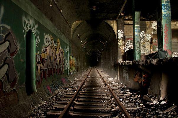 Abandoned Subways of New York City