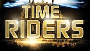 TimeRiders Banner