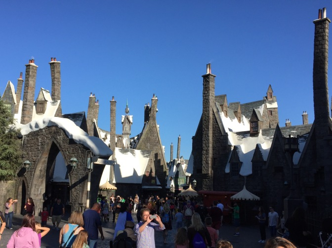 Greetings from Hogsmeade