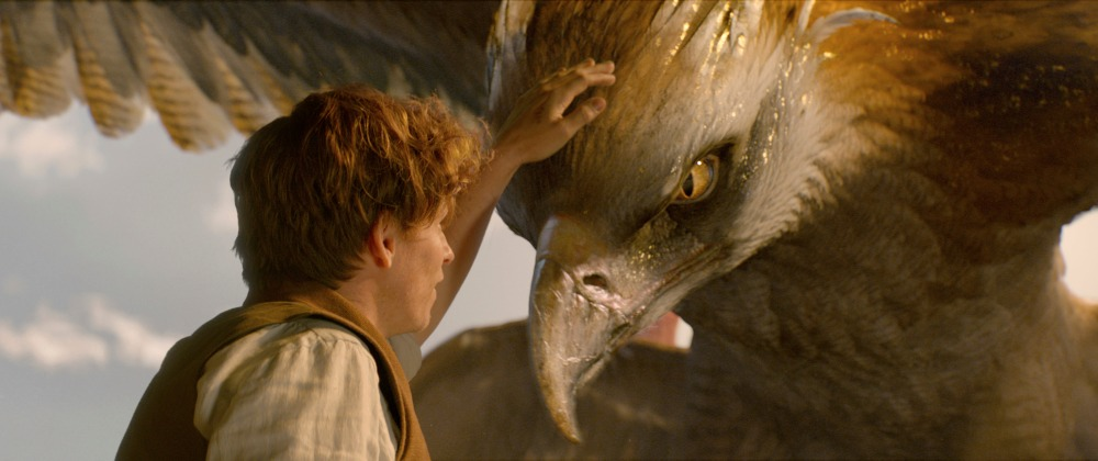 This image released by Warner Bros. Entertainment shows Eddie Redmayne in a scene from,