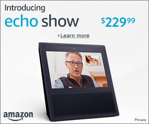 Click to learn more about Amazon's new Echo Show