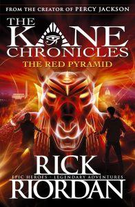 Rick Riordan The Red Pyramid