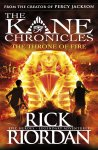 The Throne of Fire (Kane Chronicles 2)