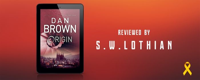 Dan Brown Origin Banner