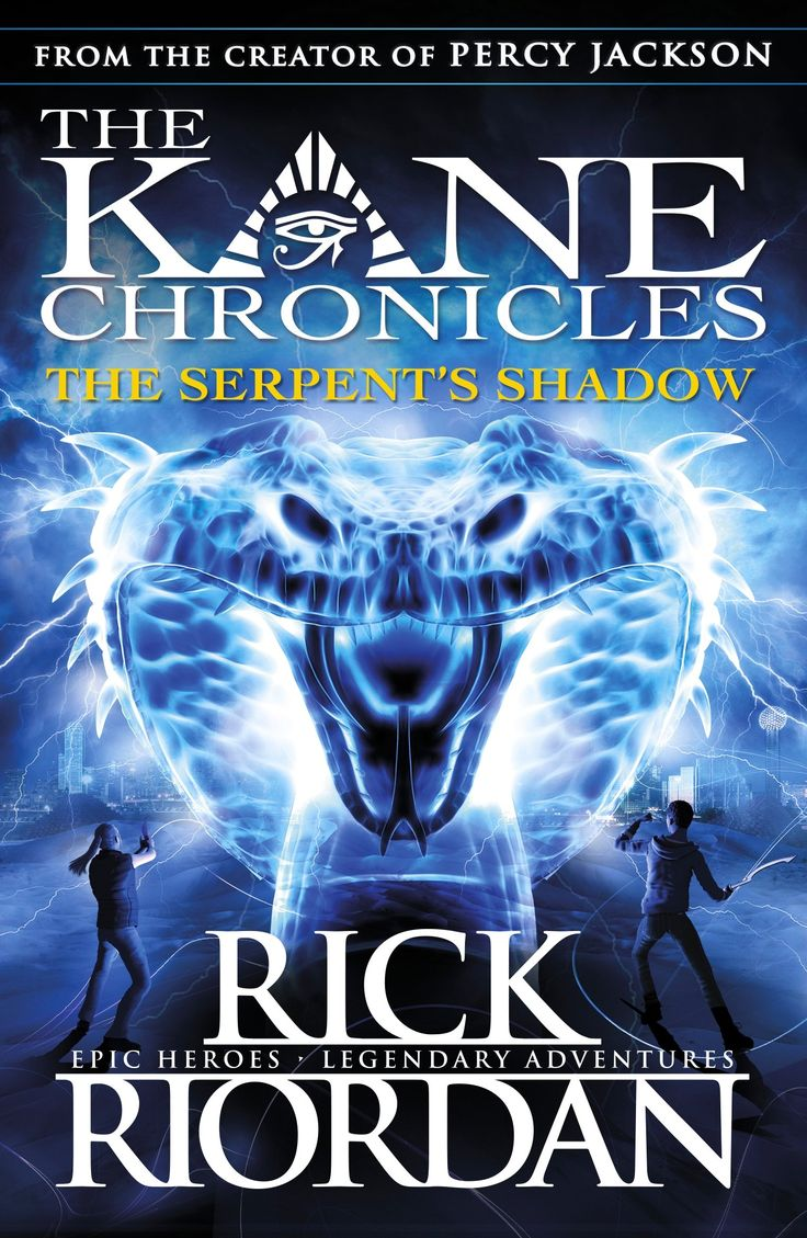 Rick Riordan The Serpent's Shadow v2.0