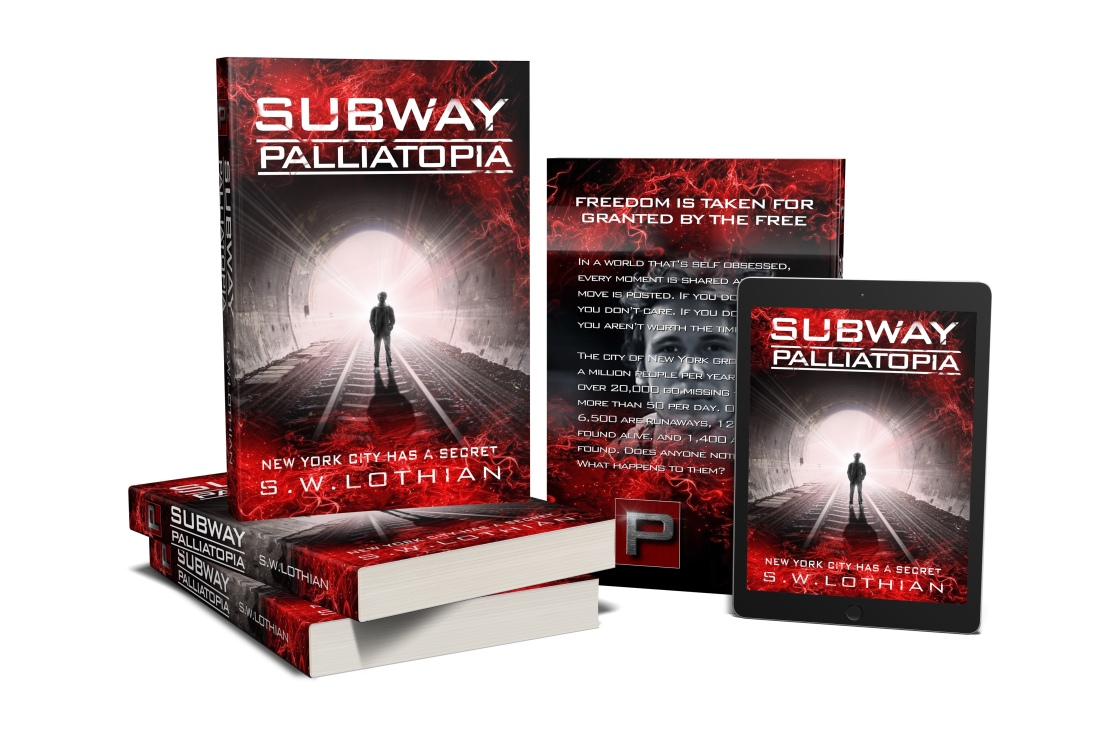Subway | Palliatopia by S.W. Lothian